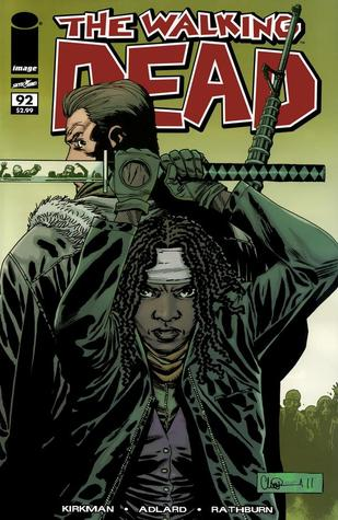 The Walking Dead, Issue #92 by Robert Kirkman