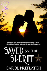 Saved By The Sherriff by Carol Preflatish