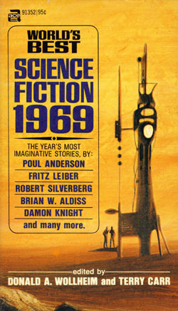 World's Best Science Fiction 1969 by Donald A. Wollheim