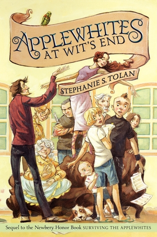 Applewhites at Wit's End by Stephanie S. Tolan