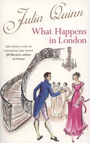 What Happens in London by Julia Quinn