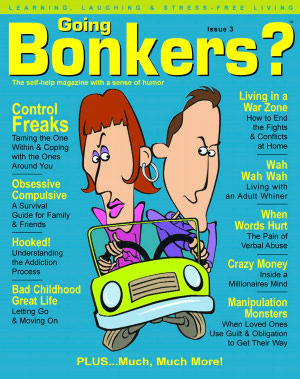 Going Bonkers? issue 03