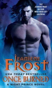 Once Burned by Jeaniene Frost