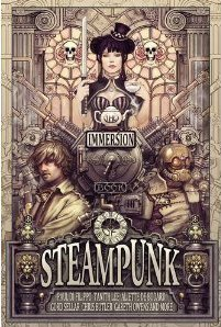 The Immersion Book of Steampunk by Gareth D. Jones