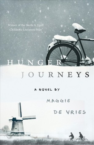 Hunger Journeys by Maggie de Vries