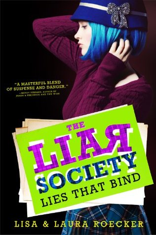 The Lies That Bind by Lisa Roecker