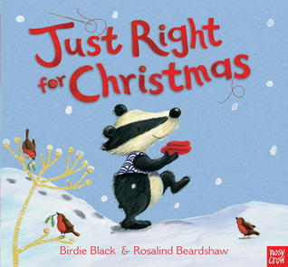 Just Right for Christmas by Birdie Black