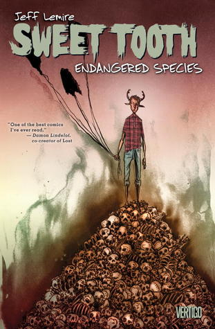Sweet Tooth, Vol. 4 by Jeff Lemire