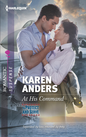 At His Command by Karen Anders