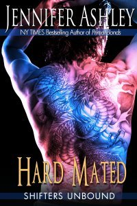 Hard Mated by Jennifer Ashley