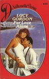 For Love Alone by Lucy Gordon