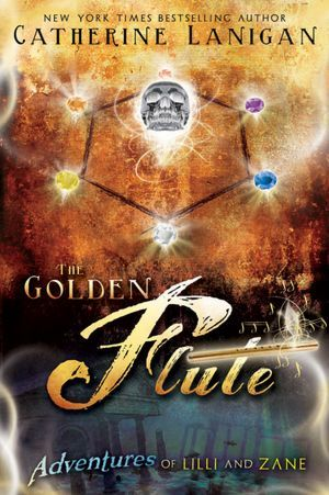 The Golden Flute by Catherine Lanigan