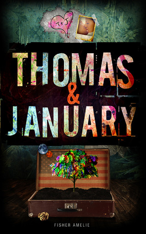 Thomas & January by Fisher Amelie