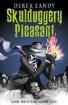 Skulduggery Pleasant by Derek Landy
