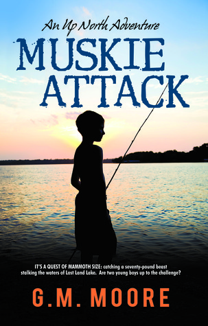 Muskie Attack by G.M. Moore