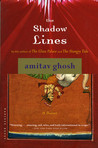 The Shadow Lines by Amitav Ghosh
