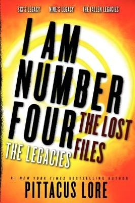 The Legacies by Pittacus Lore