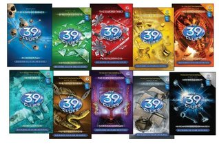 The 39 Clues Complete Collection by Rick Riordan