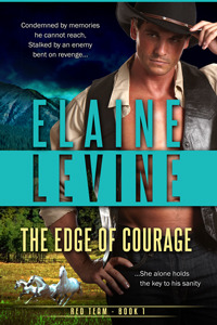 The Edge of Courage by Elaine Levine