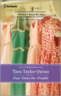 Four Times the Trouble by Tara Taylor Quinn