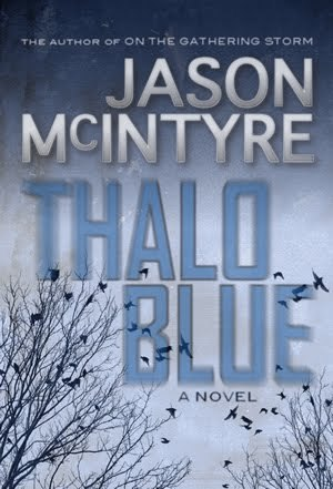 Thalo Blue by Jason McIntyre