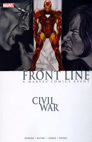 Civil War: Front Line, Vol. 2