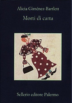 Morti di carta by Alicia Giménez Bartlett