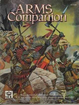 Arms Companion (Rolemaster 2nd Edition, #1120)