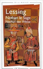 Nathan le Sage / Nathan der Weise