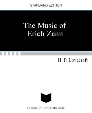 The Music of Erich Zann by H.P. Lovecraft