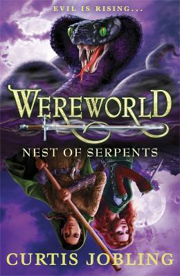 Nest of Serpents by Curtis Jobling