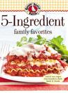 Gooseberry Patch 5 Ingredient Family Favorites