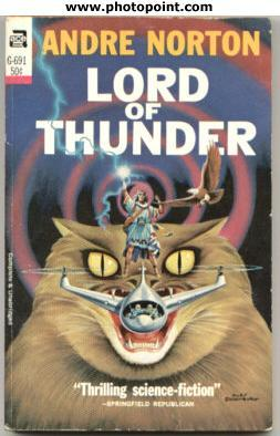 Lord Of Thunder (Beast Master / Hosteen Storm, #2)