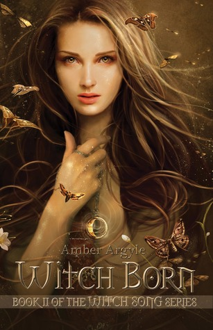 Witch Born by Amber Argyle