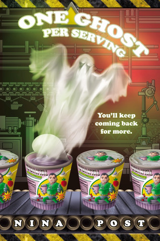 One Ghost Per Serving by Nina Post