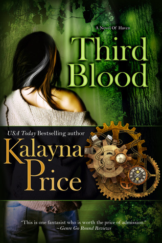 Third Blood by Kalayna Price