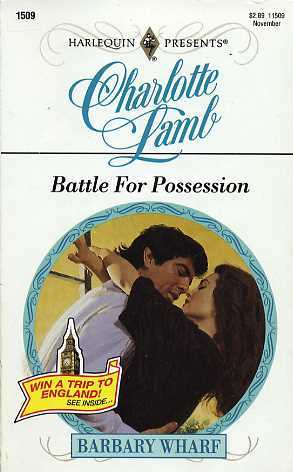 Battle for Possession by Charlotte Lamb