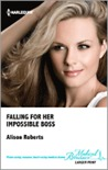 Falling for Her Impossible Boss (Heartbreakers of St. Patrick's Hospital, #2)