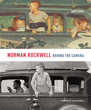 Norman Rockwell by Ron Schick
