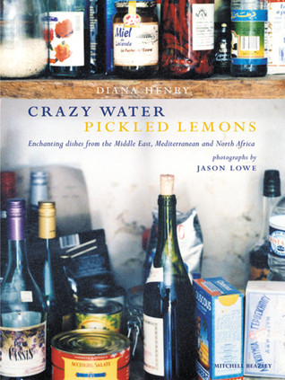 Crazy Water Pickled Lemons by Diana Henry