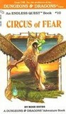 Circus Of Fear  (Endless Quest #10)