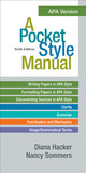 APA Version of a Pocket Style Manual