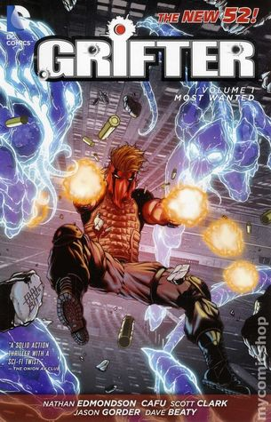 Grifter, Vol. 1: Most Wanted