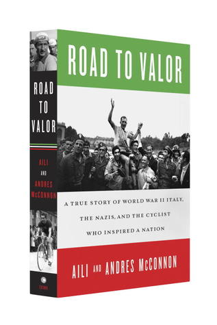 Road to Valor by Aili McConnon