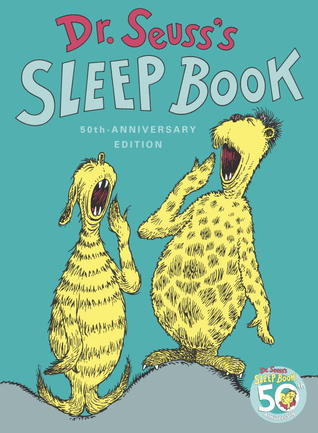 The Sleep Book by Dr. Seuss