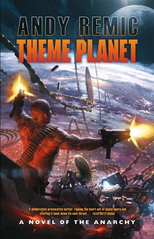 Theme Planet by Andy Remic