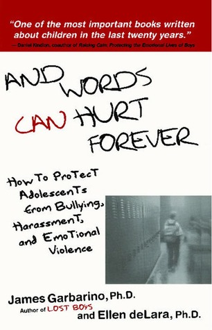 and words can hurt forever how to protect adolescents