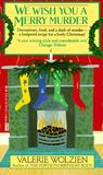 We Wish You a Merry Murder (Susan Henshaw, #3)