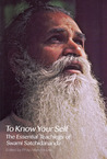 To Know Your Self: The Essential Teachings