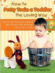 How to Potty Train a Toddler the Loving Way by Jenny Stapleton